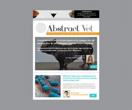Newsletter Abstract Vet